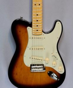 Fender 2018 Strat-Tele Hybrid Ltd E.-Gitarre 5