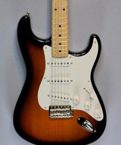 FENDER American Original 50s Strat MN 2TSB E-Gitarre 4