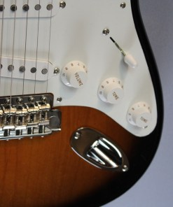 FENDER American Original 50s Strat MN 2TSB E-Gitarre 2