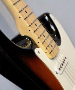 FENDER American Original 50s Strat MN 2TSB E-Gitarre 1