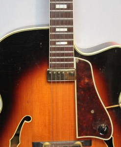 Levin Jazzgitarre Modell 325 1959