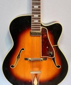 Levin Jazzgitarre Modell 325 1959 11
