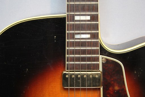 Levin Jazzgitarre Modell 325 1959 7