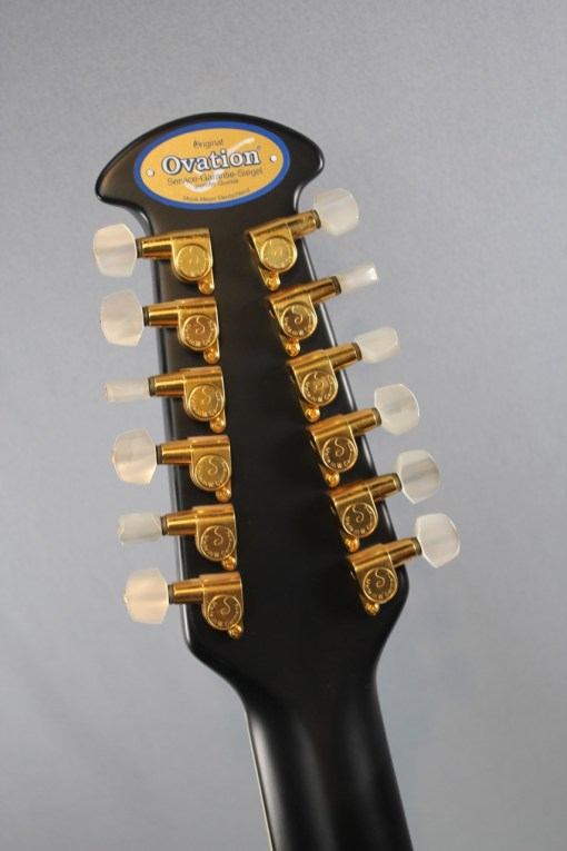 Ovation Guitars Made in USA 7