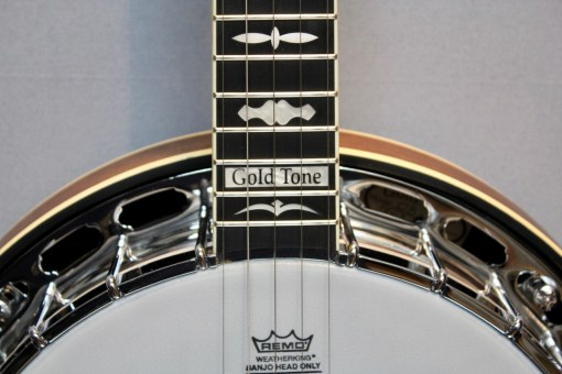 Gold Tone Orange Blossom 5 String Banjo 5