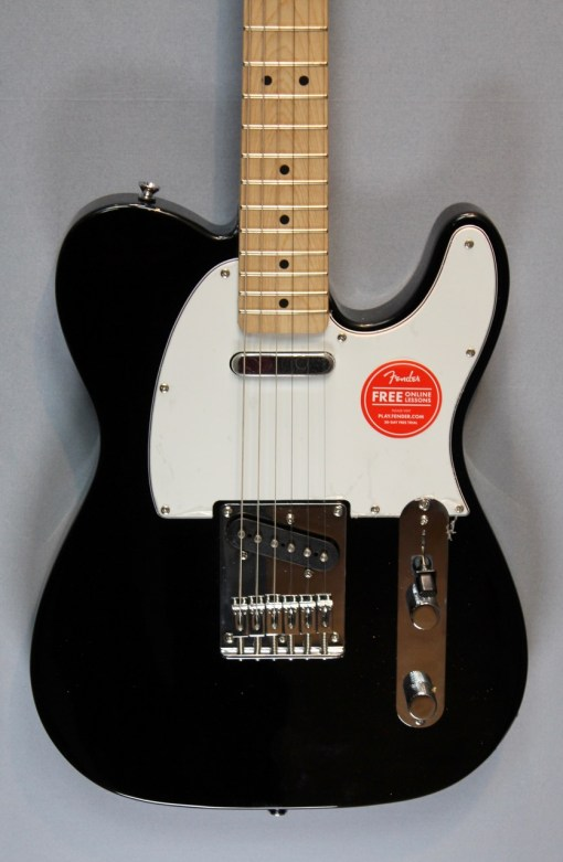 Fender Squier Affinity Tele MN BK 2