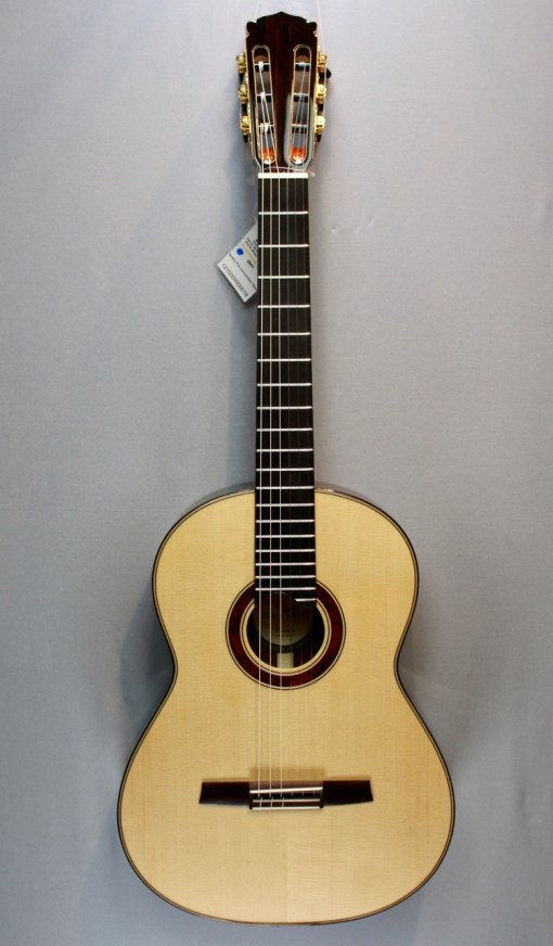 Hanika 58CF Konzertgitarre 8