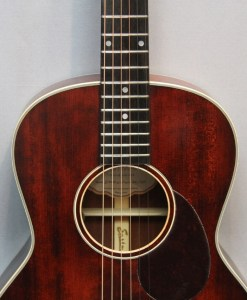Eastman E1 00 SS LTD Foklgitarre
