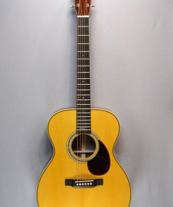 Martin Guitars OMJM John Mayer Westerngitarre 8