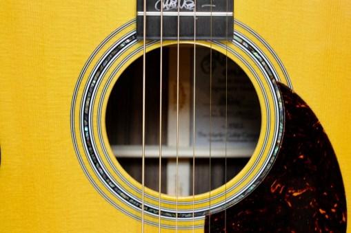 Martin Guitars OMJM John Mayer Westerngitarre 6