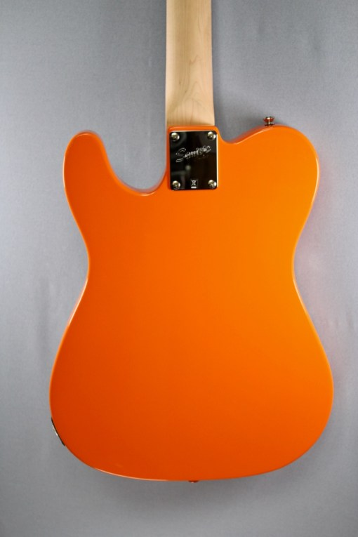 Fender Squier Affinity Tele Orange 2