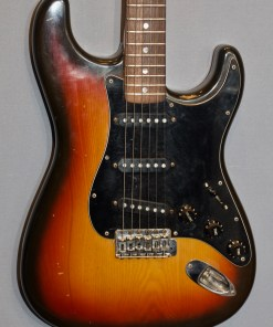 Fender Stratocaster 1979 Hard Tail 3