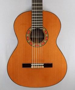 Ramirez Estudio 1 Cedar Konzertgitarre 7