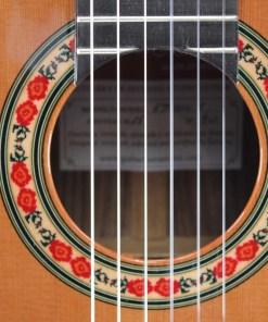 Ramirez Estudio 1 Cedar Konzertgitarre 5