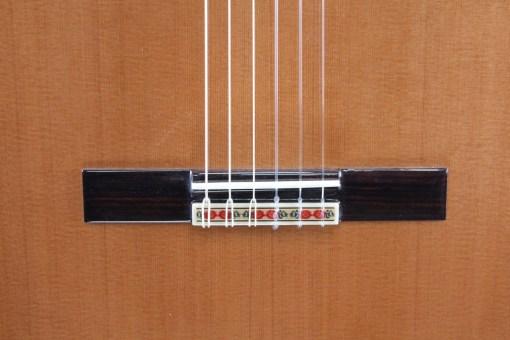 Ramirez Estudio 1 Cedar Konzertgitarre 4