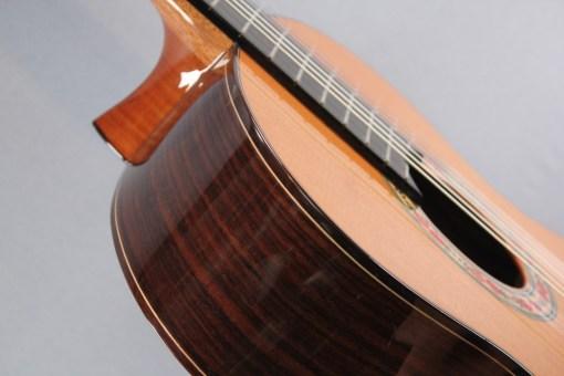 Ramirez Estudio 1 Cedar Konzertgitarre 3