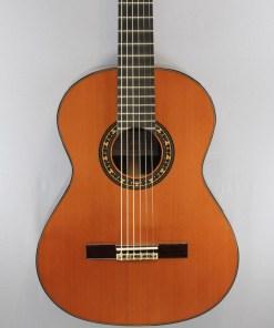 Ramirez Estudio 3 Cedar Klassik Gitarre 6