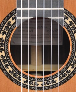 Ramirez Estudio 3 Cedar Klassik Gitarre 4