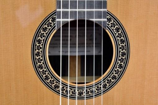Ramirez Estudio 2 Cedar Klassik Gitarre 5