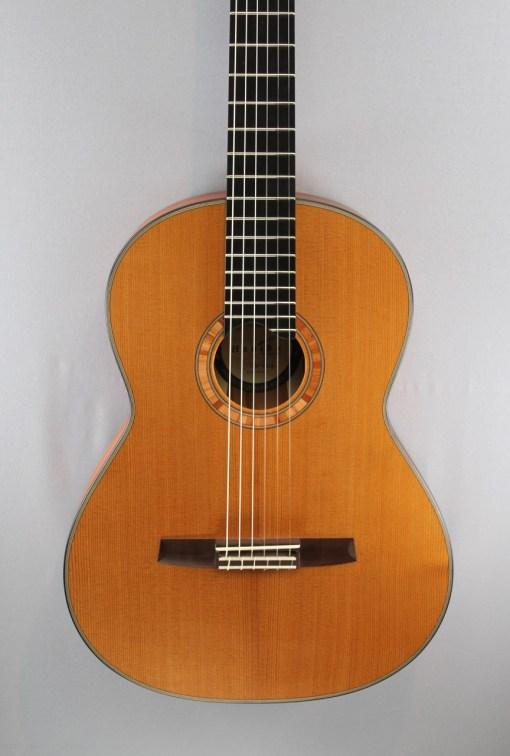 Hanika Basisklasse Pflaume CF Konzertgitarre 6