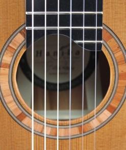 Hanika Basisklasse Pflaume CF Konzertgitarre 4