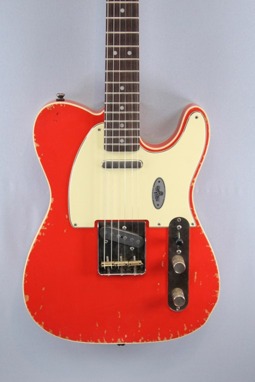 MAYBACH TELEMAN T61 RED ROOSTER AGED CUSTOM SHOP 5