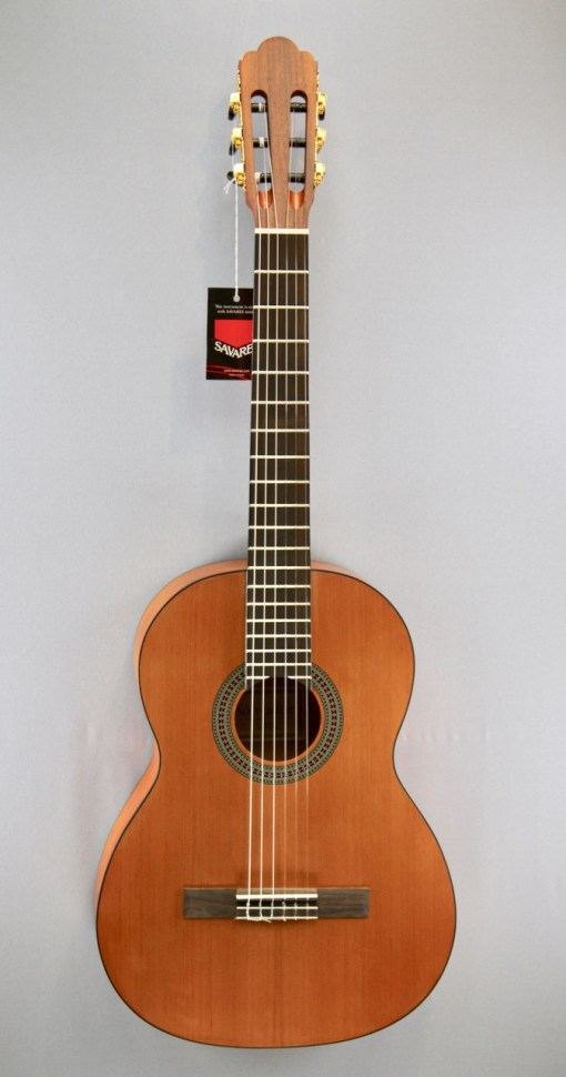 Salvador Cortes CC-244 Konzertgitarre 1