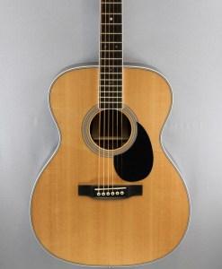 Martin OM-35E Western-Gitarre 6