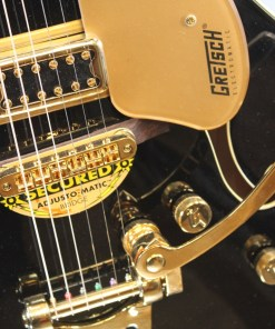 Gretsch G5420TG Limited Edition Electromatic Hollow Body Bigsby Black 2
