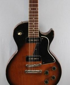 1977 Gibson Les Paul Special 55 - Sunburst 8