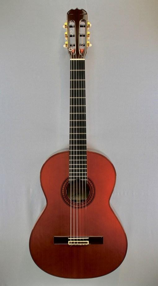 José Ramirez 1a Traditional Fichte Konzertgitarre 7