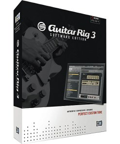 Guitar Rig 3 Software Edition