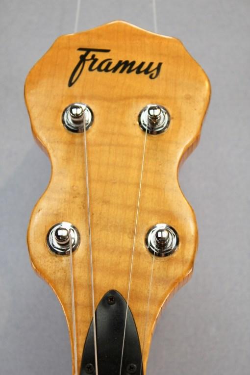 Framus Tenor Banjo 2
