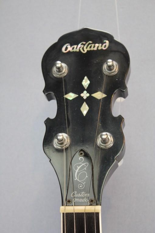 Oakland 5-String Banjo 2