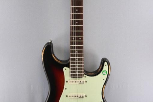 Vintage Icon Serie V6MRSSB E-Gitarre