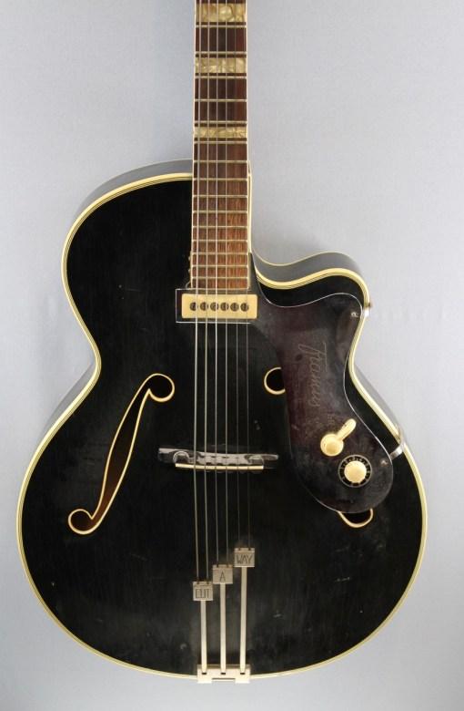 Framus Jazzgitarre gebraucht 6