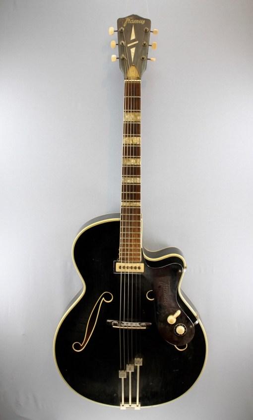 Framus Jazzgitarre gebraucht 5