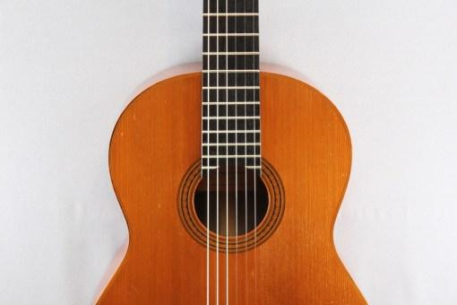 Corbellari Konzertgitarre