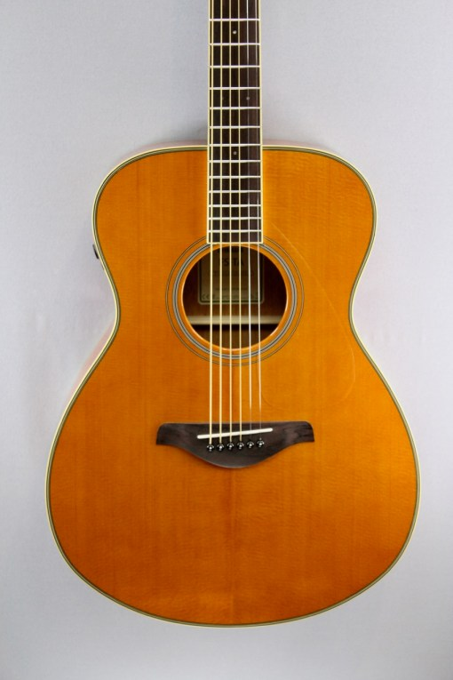 Yamaha FS-TA Vintage Tint Western-Gitarre 5