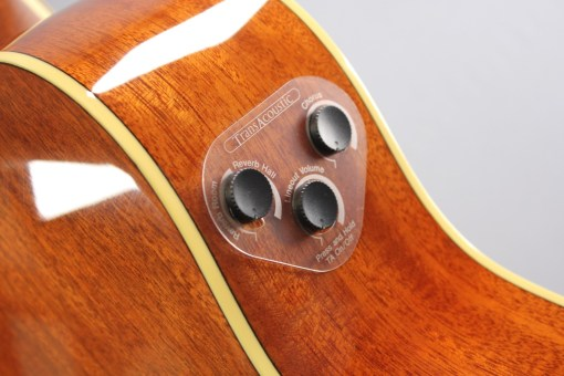 Yamaha FS-TA Vintage Tint Western-Gitarre 1