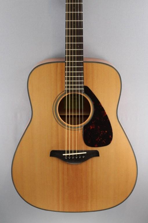Yamaha FG800 NT Folkgitarre 8