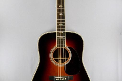 Martin D-41 Sunburst Western Gitarre