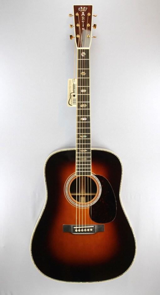 Martin D-41 Sunburst Western Gitarre 8