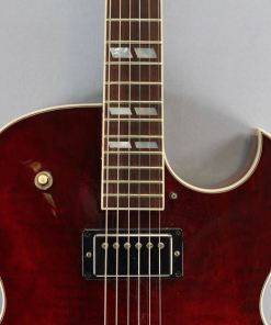 Gibson Es-175 Figured Wine Red