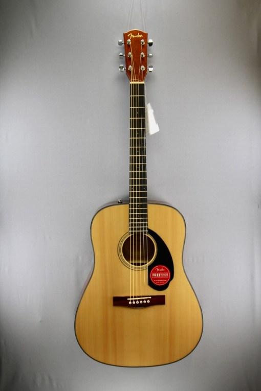 Fender CD-60S NAT 1