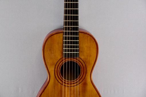 Alte Parlor Gitarre Maerkneukirchen