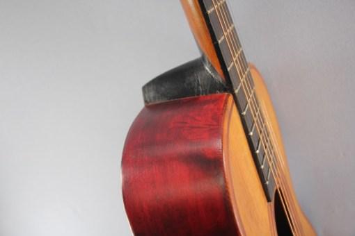 Alte Parlour Gitarre 6