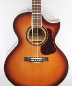 Stanford S30 SFM ECW AB Western-Gitarre 6