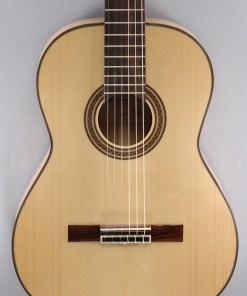 La Mancha Amber Linkshand Flamencogitarre 6