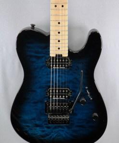 harvel Pro Mod San Dimas Style-2 HH FR Trans Blue Burst
